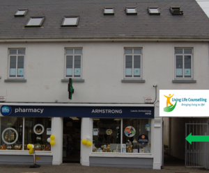 Living Life Counselling Arklow Premises 1